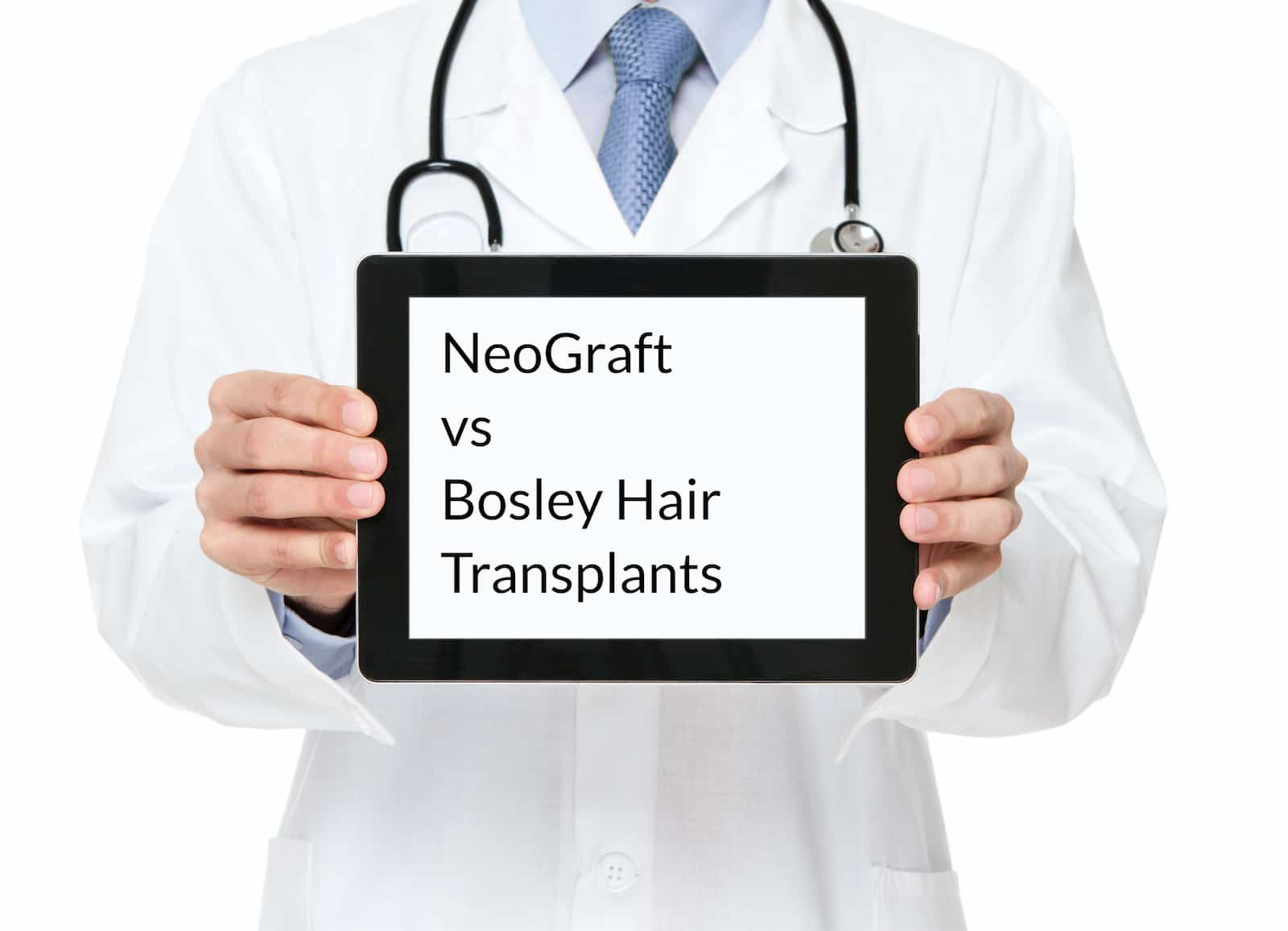 Hair Transplant in Houston: Neograft vs Bosley