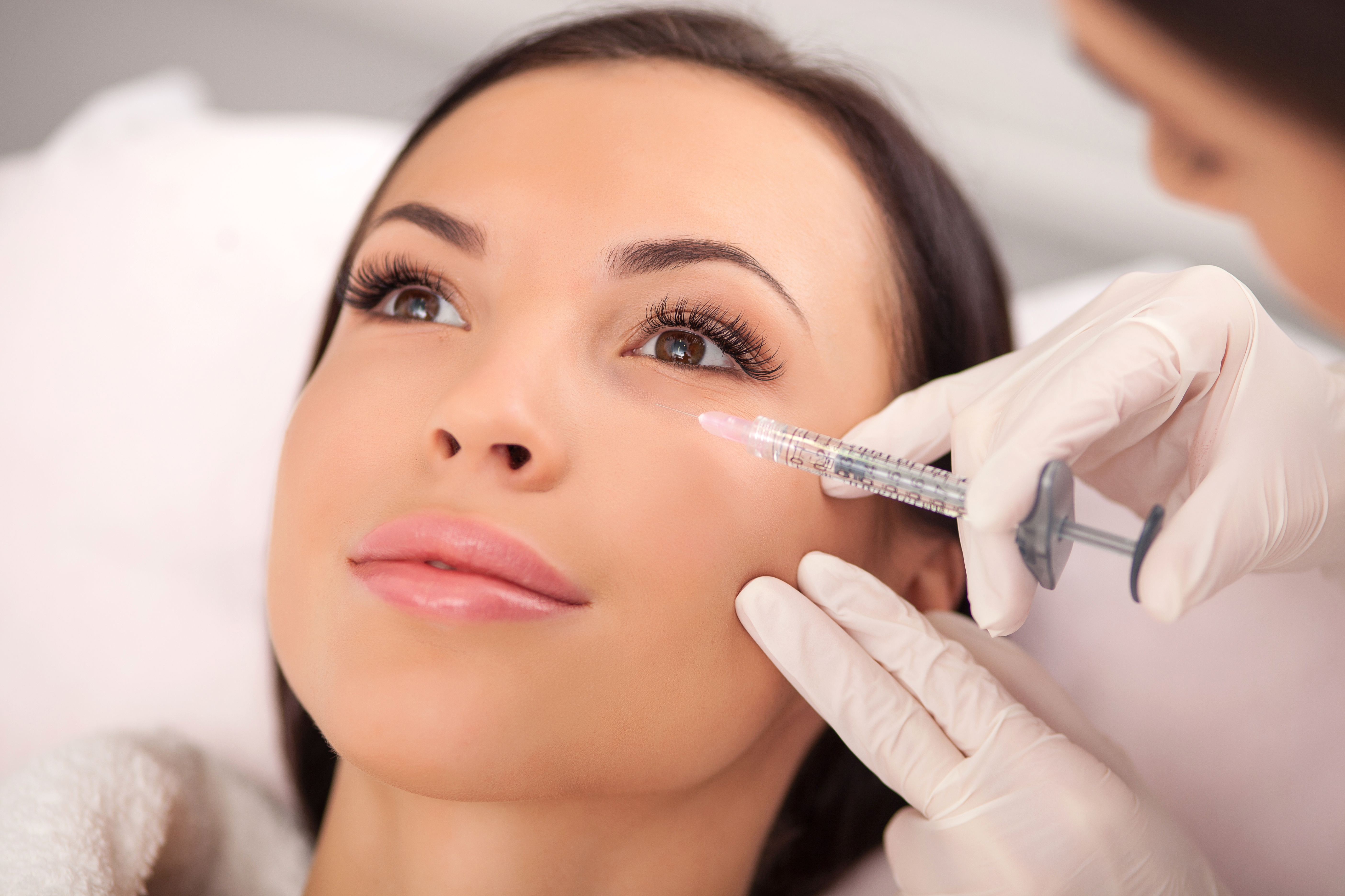 Young-Woman-Getting-Botox-Injection